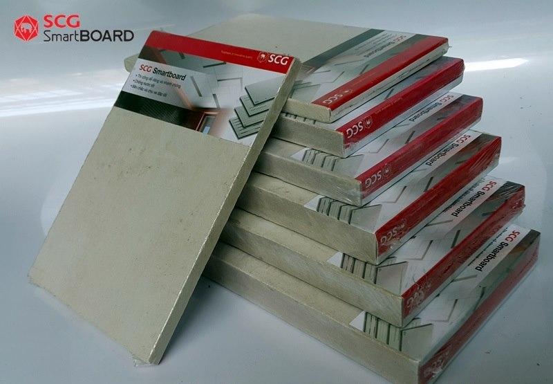 Tấm Smartboard làm trần