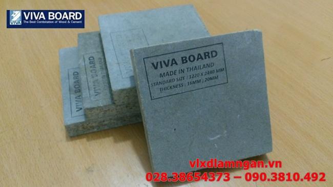 Tấm xi măng Vivaboard