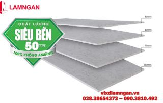 thương hiệu tấm cemboard Việt Nam uy tín và chất lượng nhất